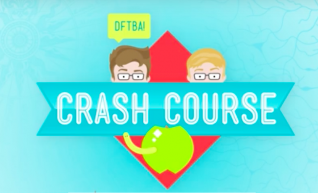 CRASH COURSE ECOLOGY